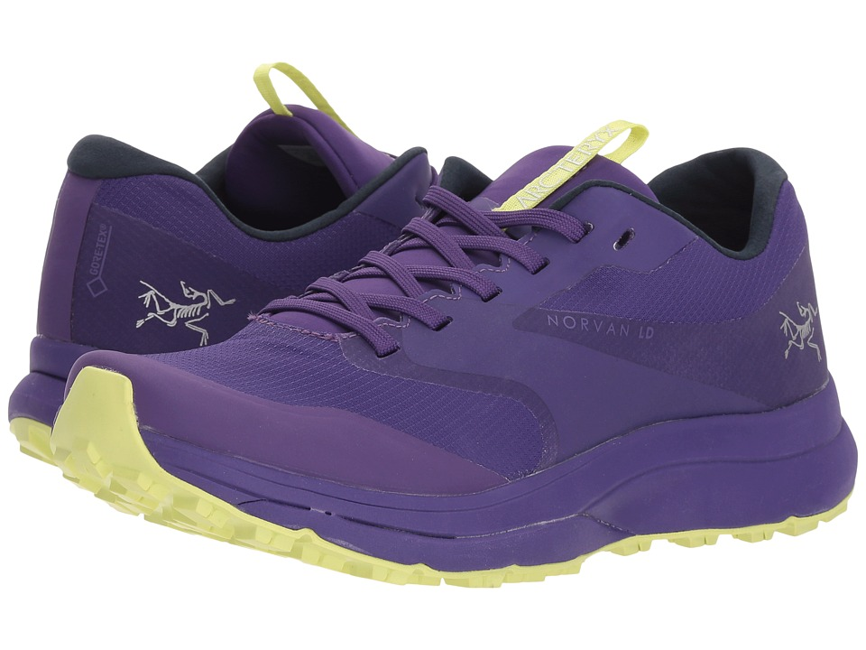 Arc'Teryx Norvan LD GTX (Dahlia/Lumen Lime) Women's Shoes