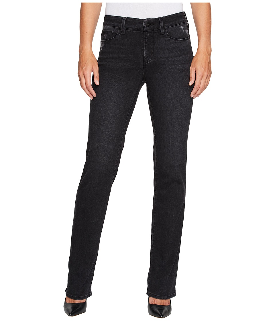 NYDJ - Marilyn Straight Jeans in Future Fit Denim in Campaign (Campaign) Womens Jeans