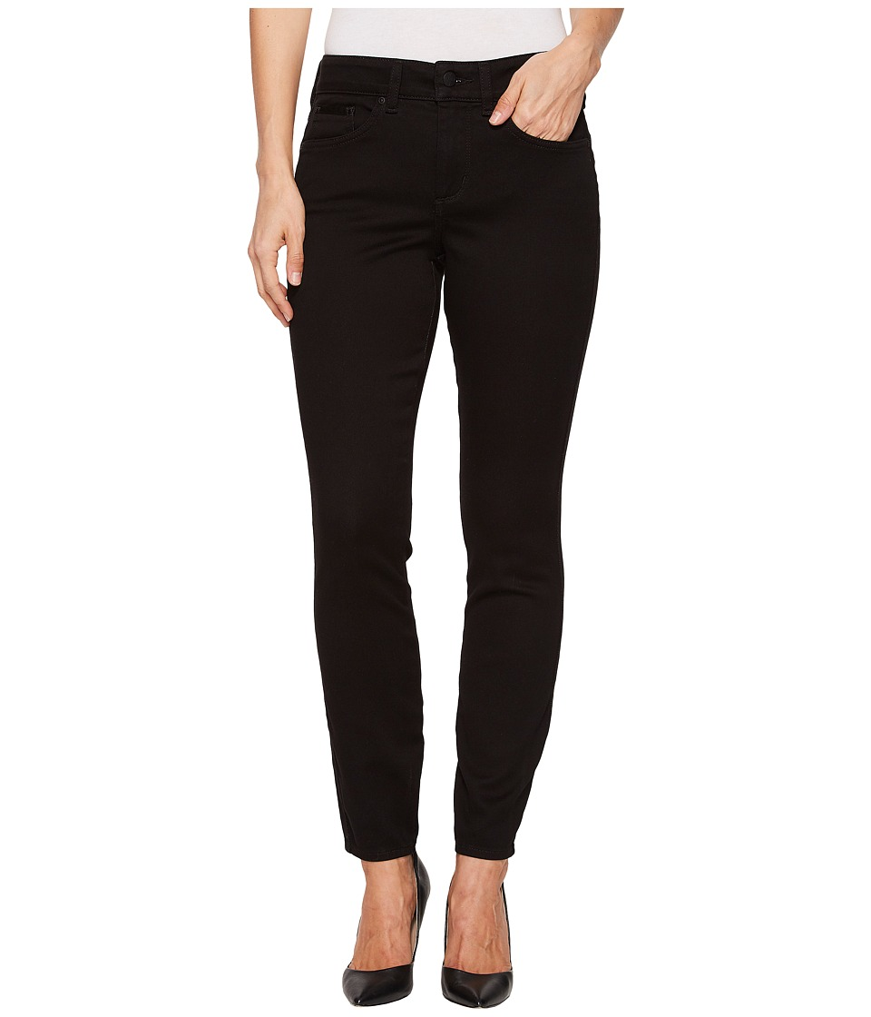 NYDJ - Ami Skinny Leggings in Super Sculpting Denim in Black (Black) Womens Jeans