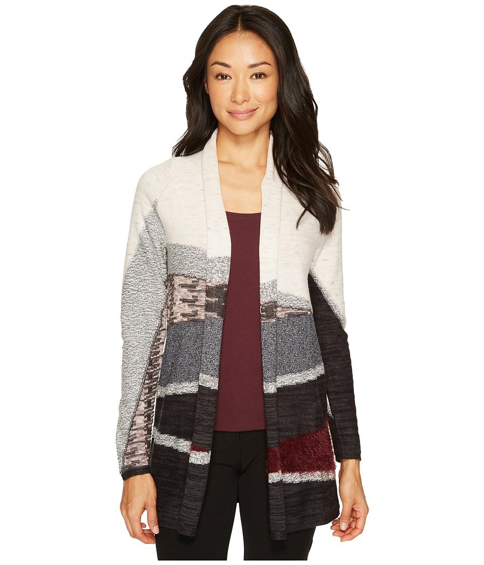 NIC+ZOE - Petite Dynasty Cardy (Multi) Womens Sweater