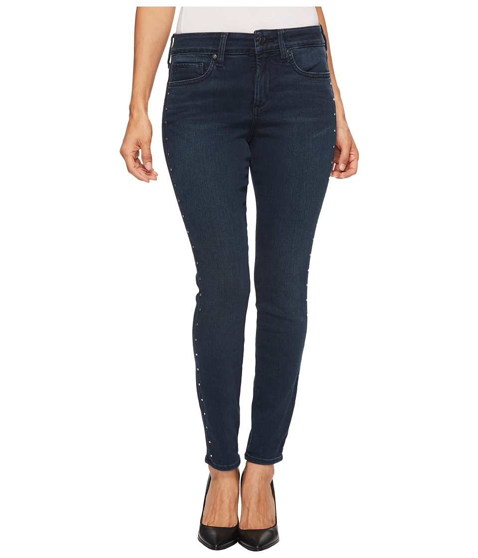 NYDJ Petite - Petite Ami Skinny Jeans in Future Fit Denim in Mason (Mason) Womens Jeans