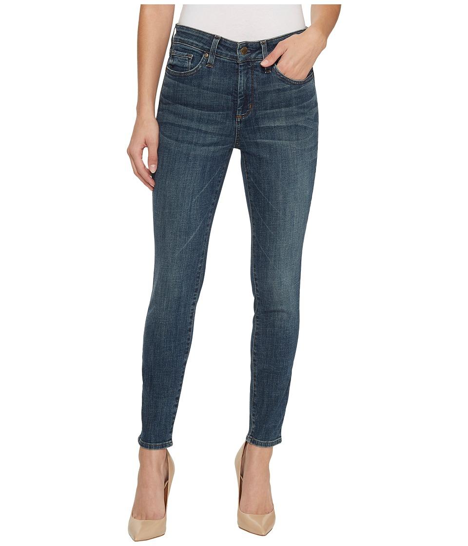 NYDJ Petite Petite Ami Skinny Jeans in Desert Gold (Desert Gold) Women