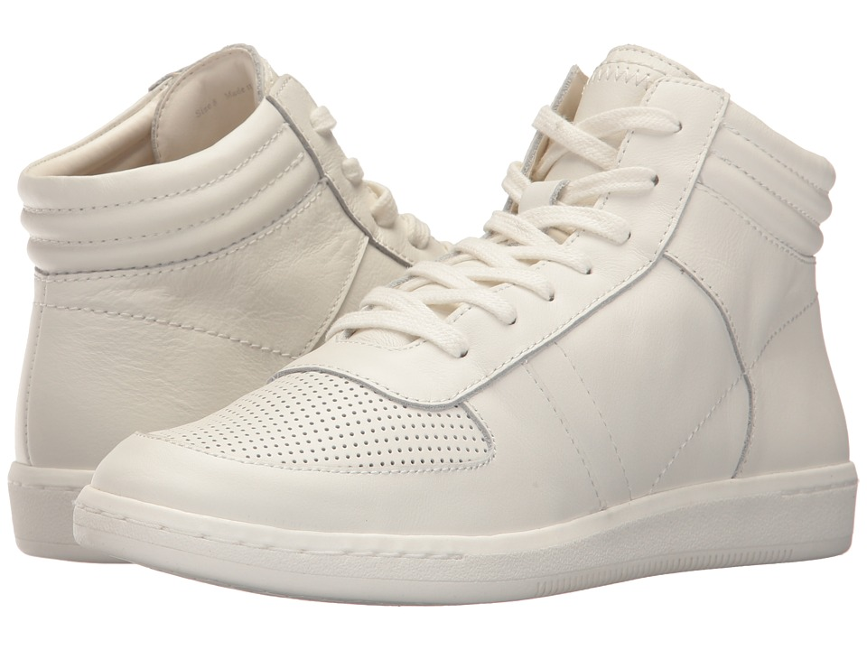 Dolce Vita - Nate (White Leather) Women's Shoes