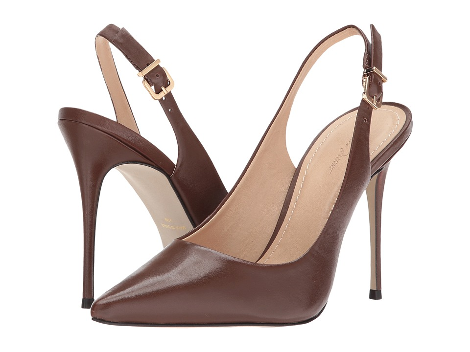 Massimo Matteo - Sling Back Pump (Conhaque) High Heels