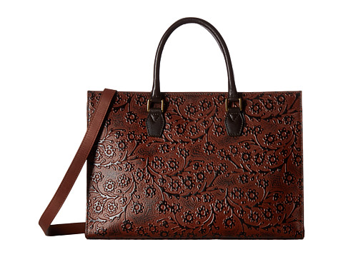 Scully Chantelle Tote - Tan/Brown