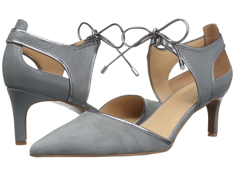 Franco Sarto Darlis (Abysss Diva Suede/Leather) High Heels