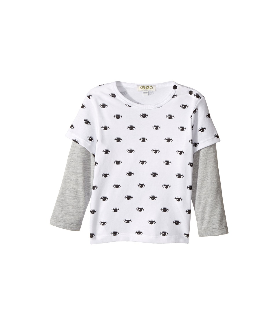 Kenzo Kids - Eyes Long Sleeves Tee Shirt