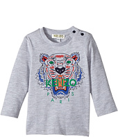 Kenzo Kids - Long Sleeves Tiger Tee Shirt (Infant)