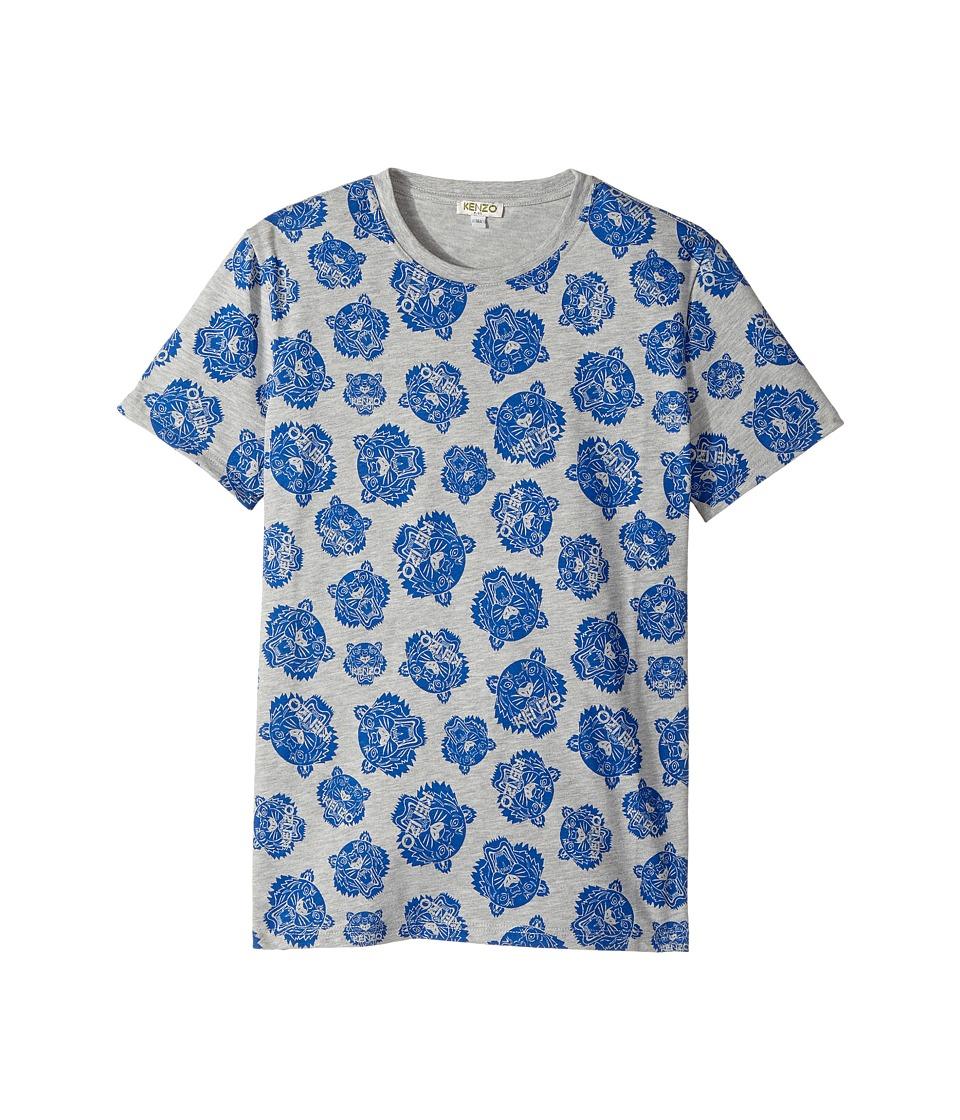 Kenzo Kids - Printed Short Sleeves Tee Shirt