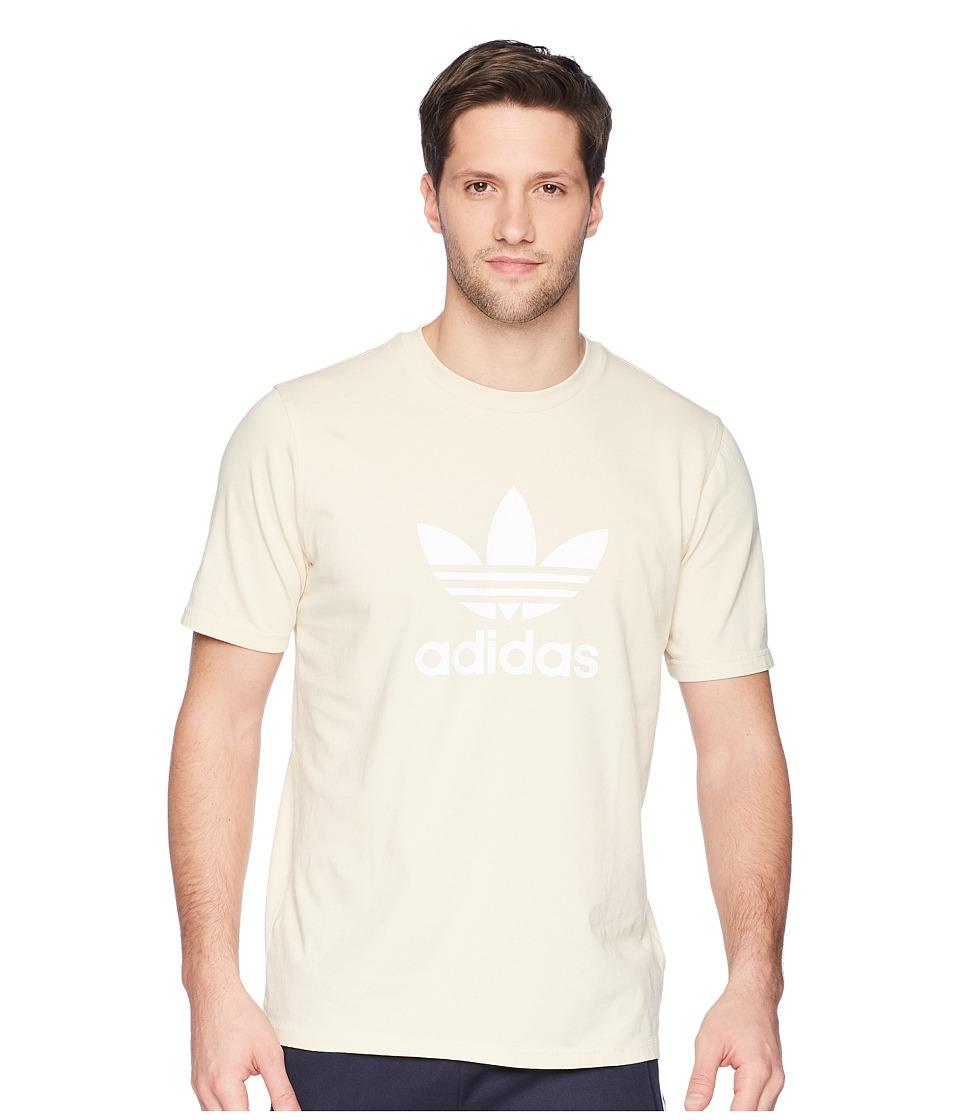 adidas Originals - Trefoil Tee (Linen) Mens T Shirt