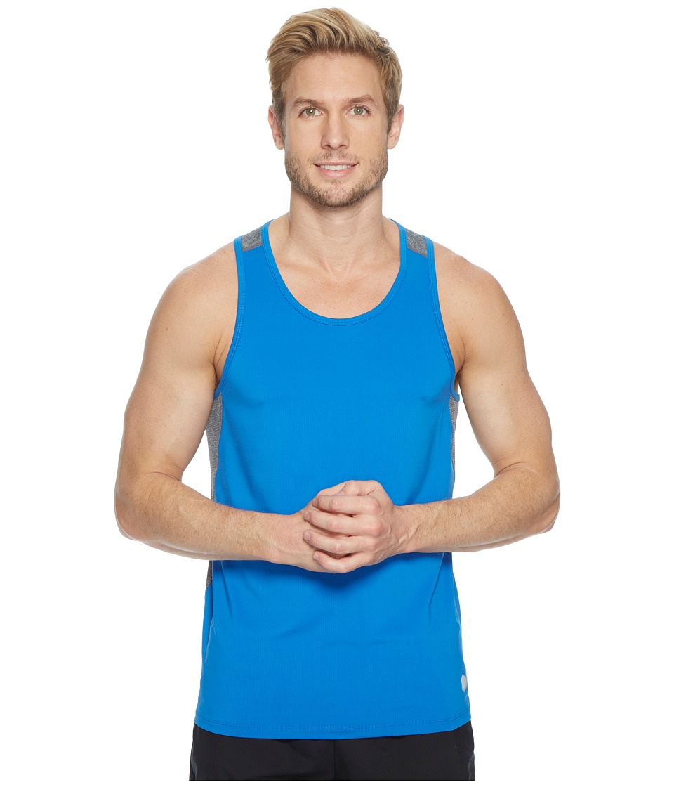 ASICS Run Singlet (Victoria Blue) Men