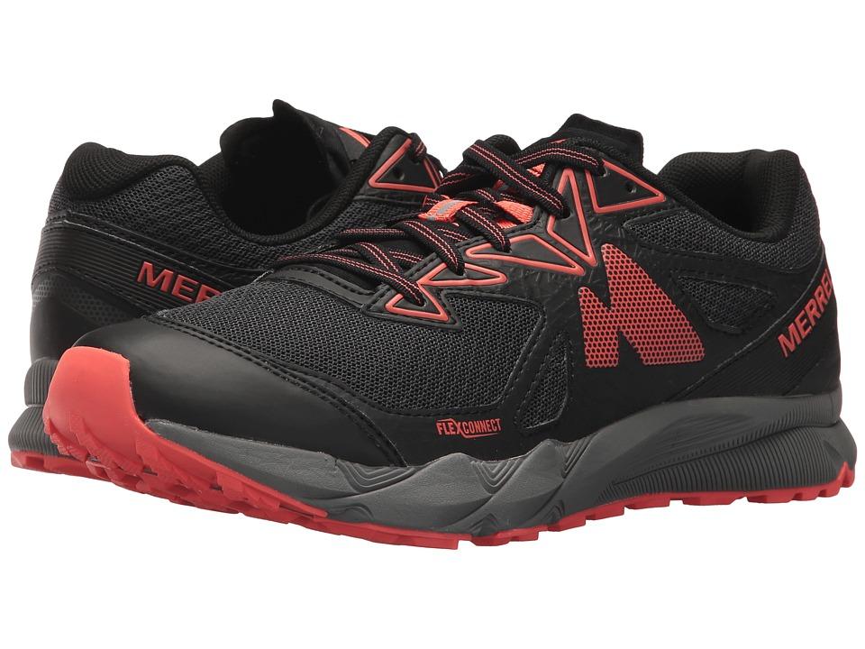 MerrellAgility Fusion Flex  (Granite-Coral) Womens Shoes