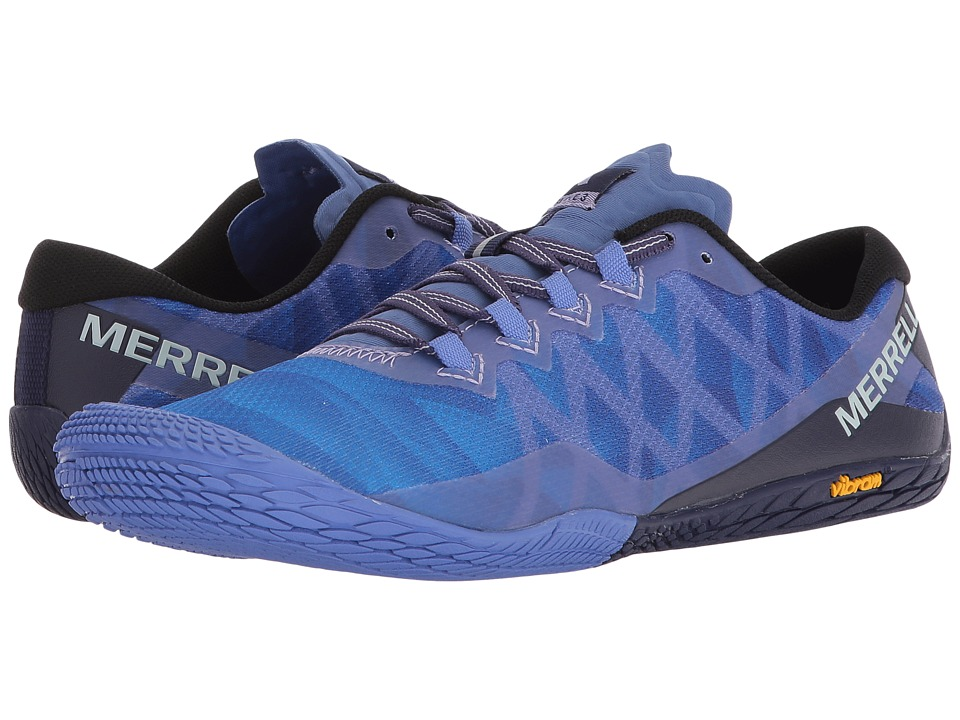 Merrell Vapor Glove 3 (Baja Blue) Women's Shoes