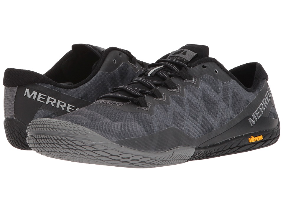 Merrell Vapor Glove 3 (Black/Silver) Women's Shoes