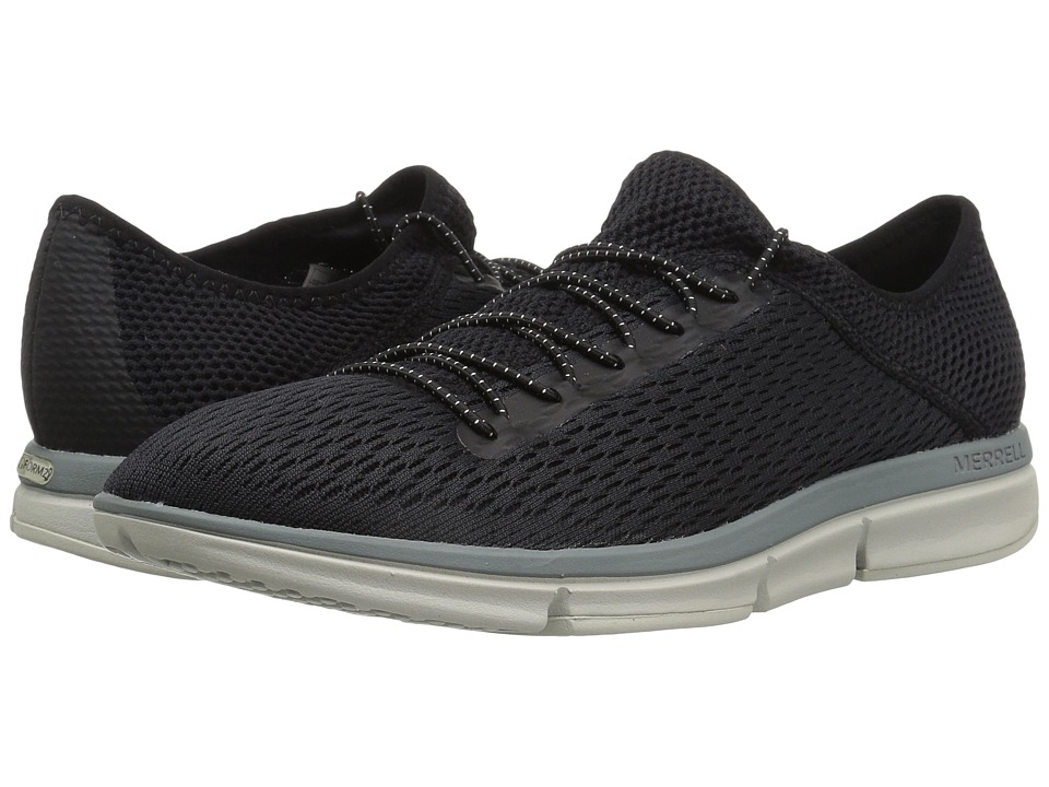 Merrell - Zoe Sojourn Lace E-Mesh Q2 (Black) Womens Shoes