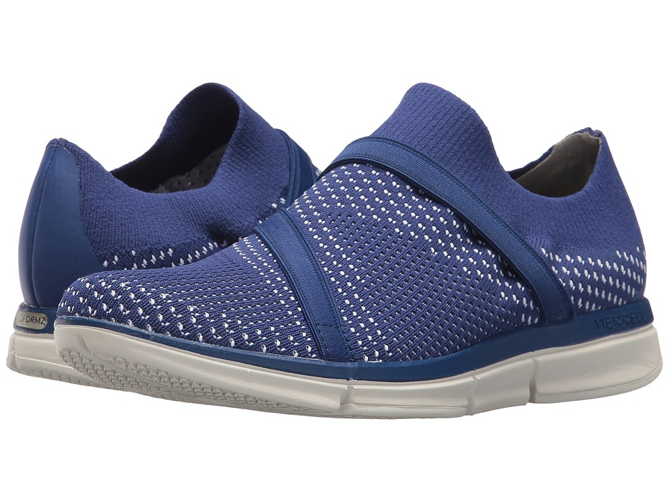 Merrell - Zoe Sojourn Knit Q2 (Sodalite) Womens Shoes