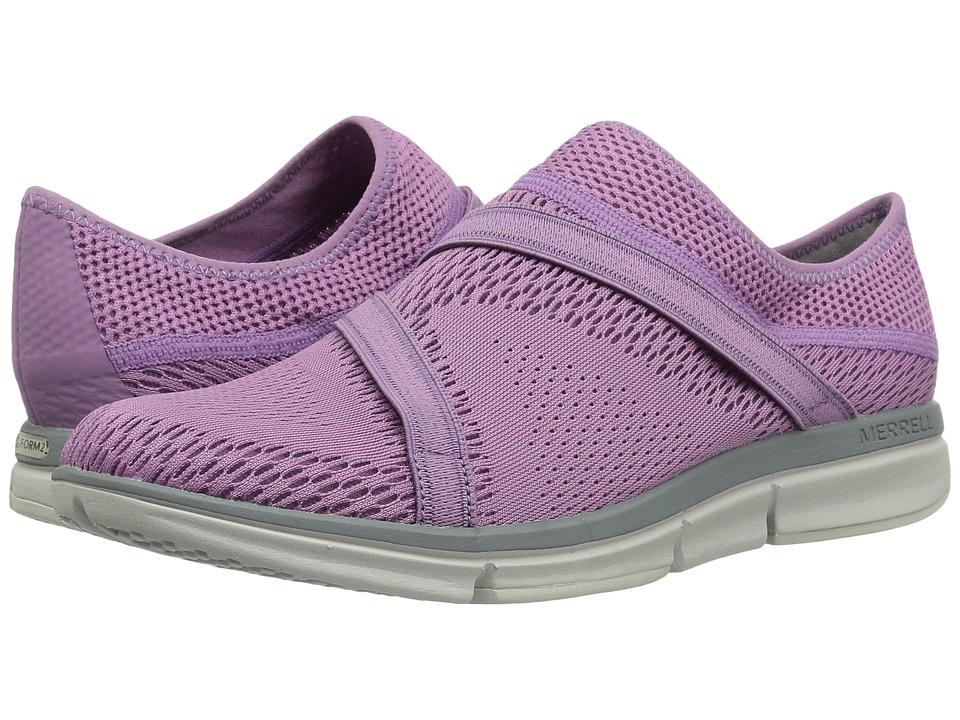 Merrell - Zoe Sojourn E-Mesh Q2 (Very Grape) Womens Shoes