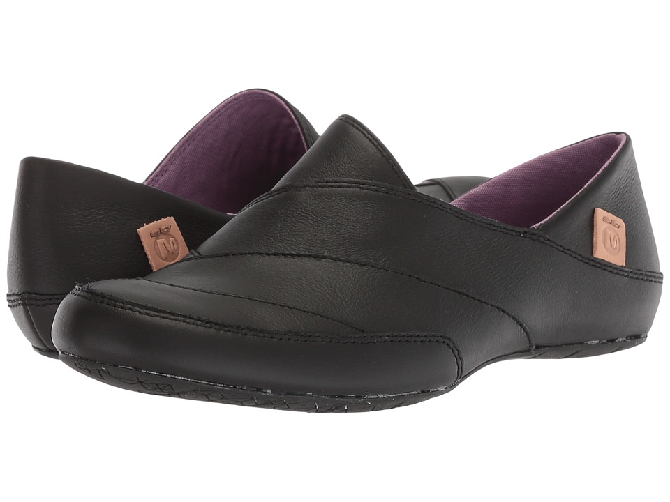 Merrell Inde Lave Slip-On (Black) Women's Shoes