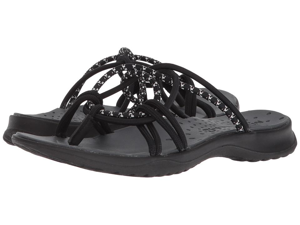 Merrell Sunstone Thong (Black) Women's Shoes
