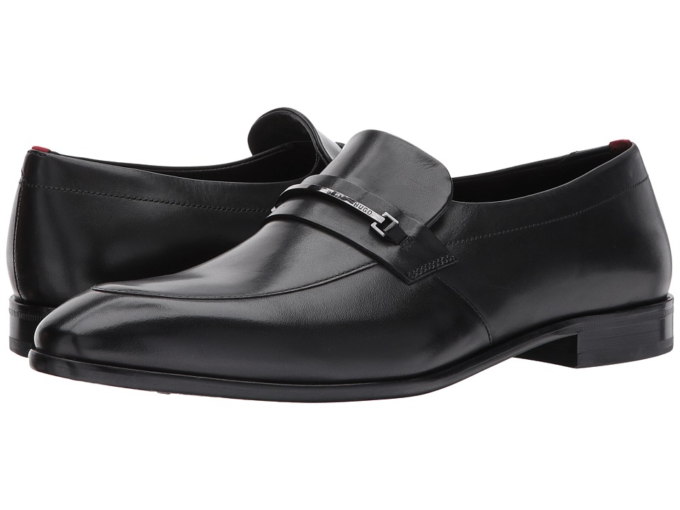 BOSS Hugo Boss Dress Appeal Loafer by HUGO (Black) Men