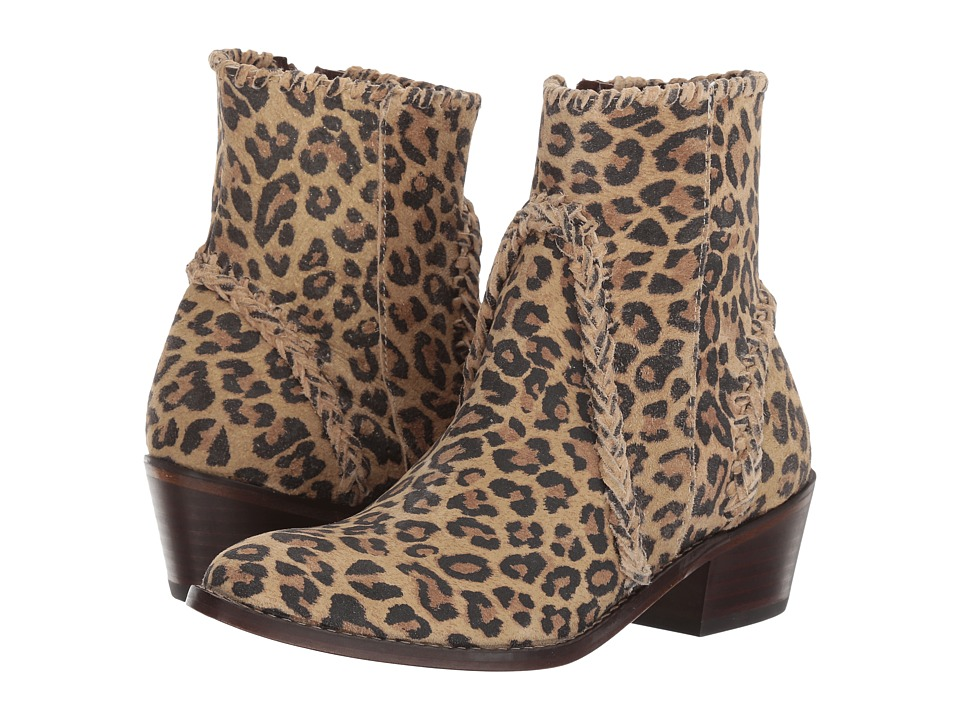 VOLATILE Varela (Brown Leopard) Women