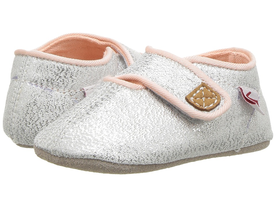 See Kai Run Kids Cruz (Infant) (Silver Glitter) Girls Shoes