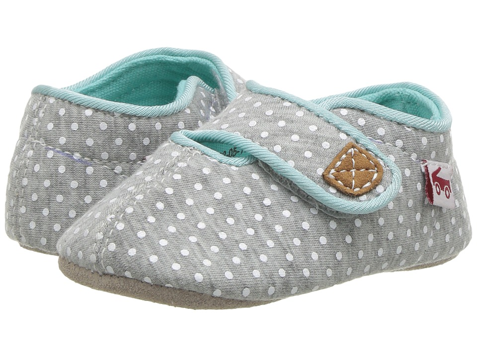 See Kai Run Kids Cruz (Infant) (Jersey Dots) Girls Shoes