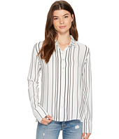 MINKPINK - Stripe Soft Shirt