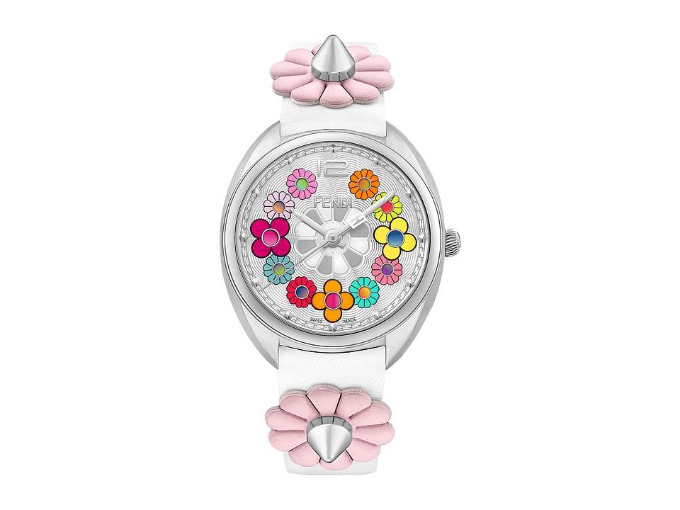 Fendi Timepieces - Momento Fendi Flowerland 34mm