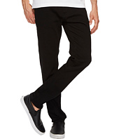 U.S. POLO ASSN. - Five-Pocket Slim Denim Jeans in Black