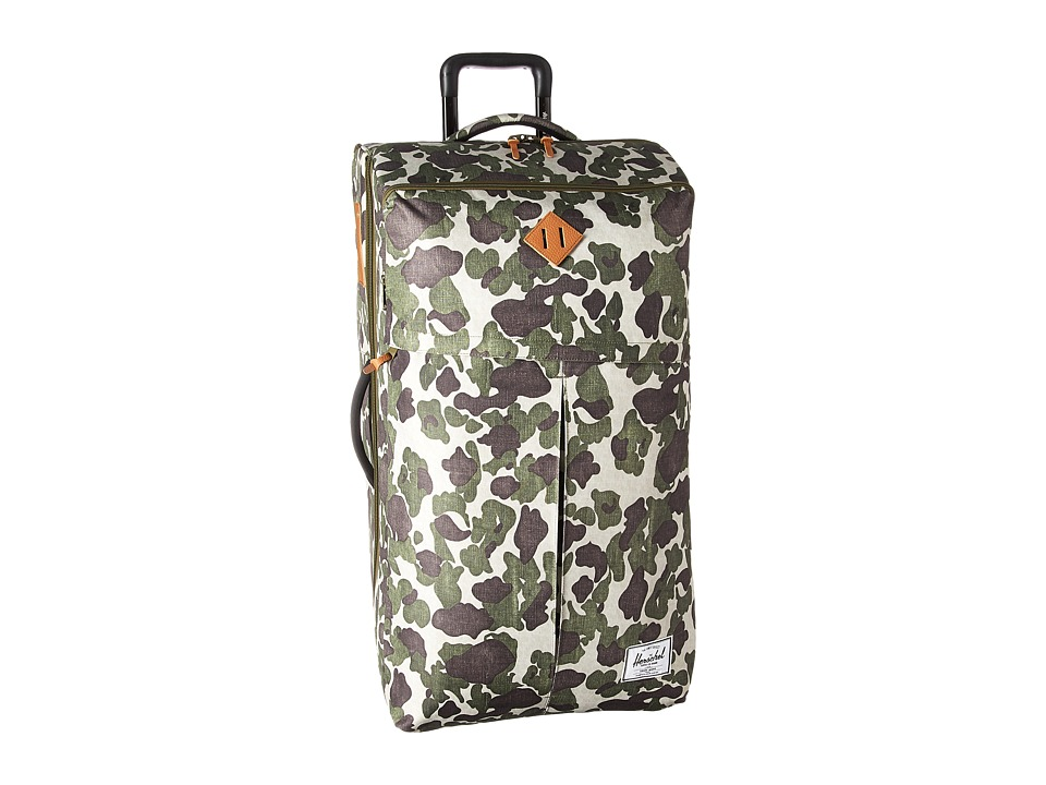 Herschel Supply Co. - Parcel XL (Frog Camo) Luggage