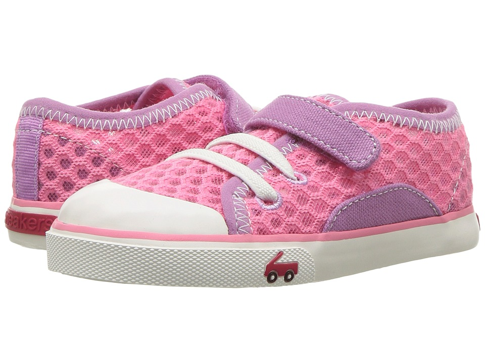 See Kai Run Kids Saylor (Toddler/Little Kid) (Hot Pink) Girl