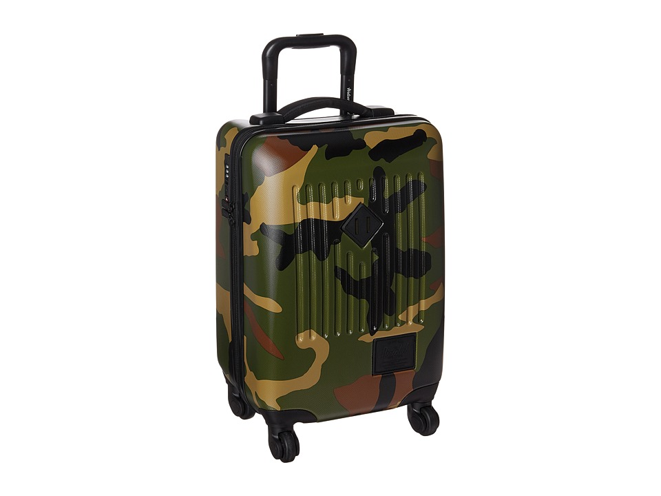 Herschel Supply Co. - Trade Carry-On (Woodland Camo) Pullman Luggage