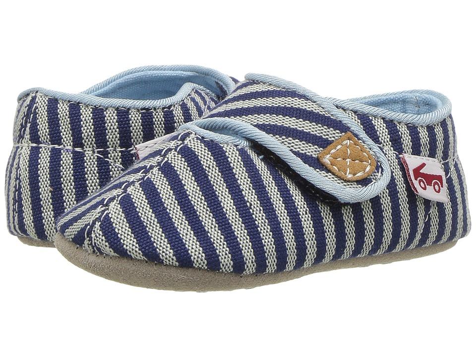 See Kai Run Kids Cruz (Infant) (Blue Stripes) Boy's Shoes