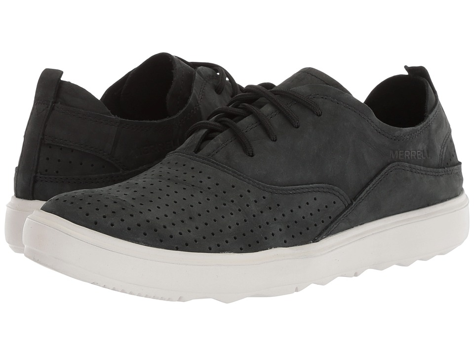 Merrell - Around Town City Lace Air (Black) Womens Shoes