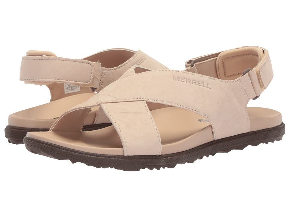 Merrell - Around Town Sunvue Strap (Natural Tan) Womens Shoes