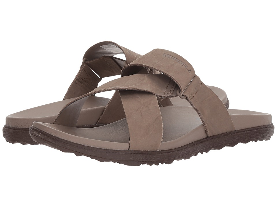 Merrell - Around Town Sunvue Slide (Merrell Stone) Womens Shoes