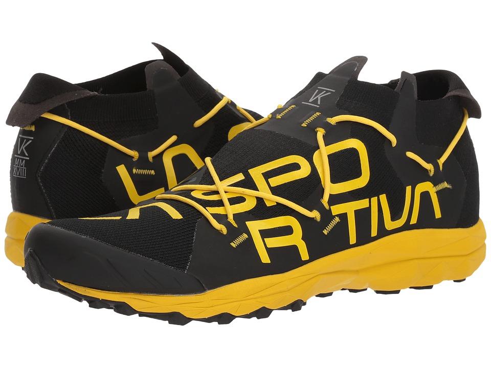 La Sportiva - VK (Black/Yellow) Mens Shoes