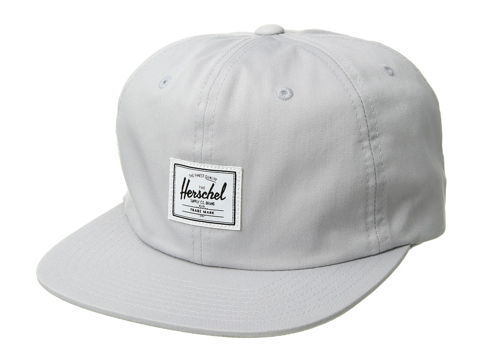 Herschel Supply Co. - Albert (Wolf Grey) Caps
