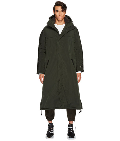 adidas Y-3 by Yohji Yamamoto Padded Coat