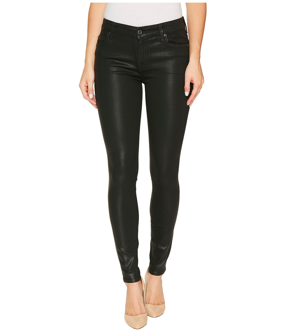 7 For All Mankind - The Ankle Skinny in Bottle Green