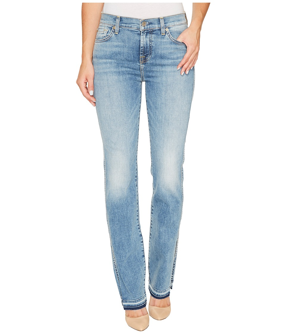 7 For All Mankind 7 For All Mankind - Dylan w/ Split Released Hem in Light Lafayette