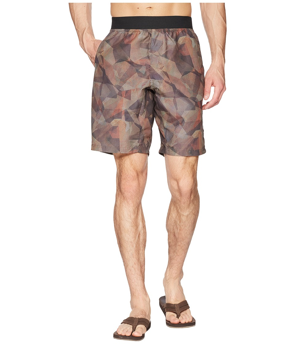Prana - Mojo Short (Cumin Hex) Mens Shorts
