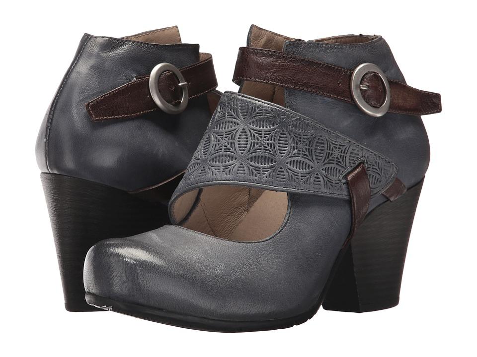 Miz Mooz Dale (Slate) Women's  Shoes