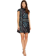 Ted Baker - Abbew Unity Flag Print Tunic Dress