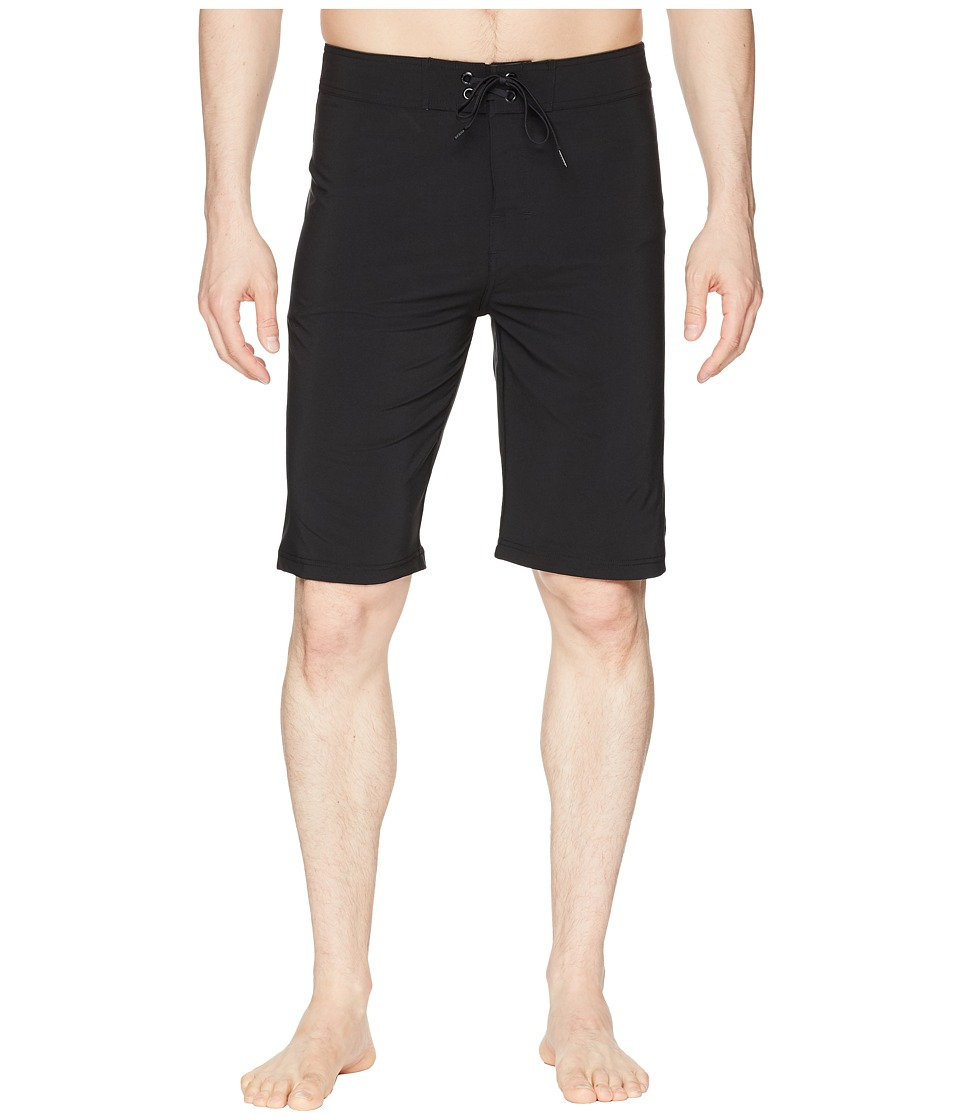 Prana Sediment Short (Black) Men's Swimwear