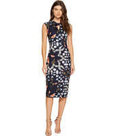 Ted Baker - Kairra Kyoto Gardens Bow Neck Dress