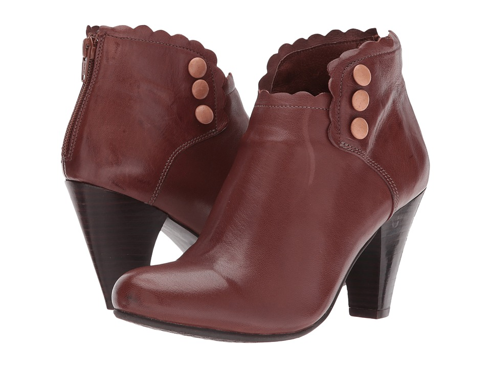Miz Mooz Circe (Brown) High Heels