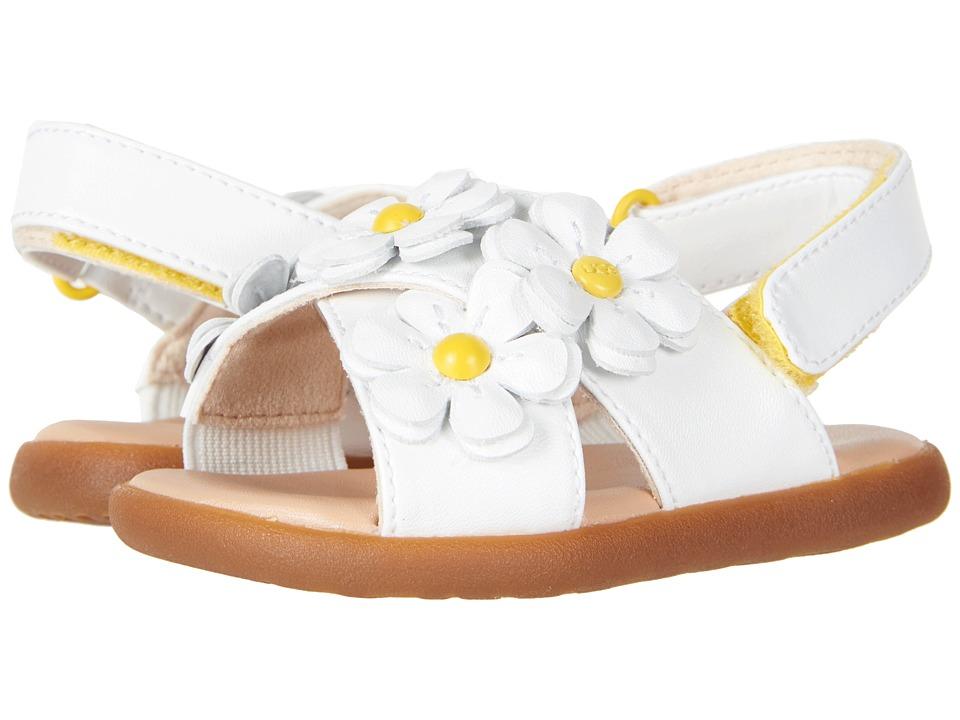 UGG Kids - Allairey (Infant/Toddler) (White) Girls Shoes