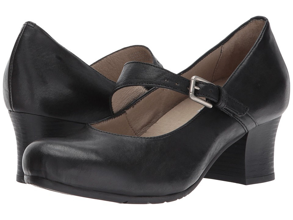 Miz Mooz Frenchie (Black) High Heels